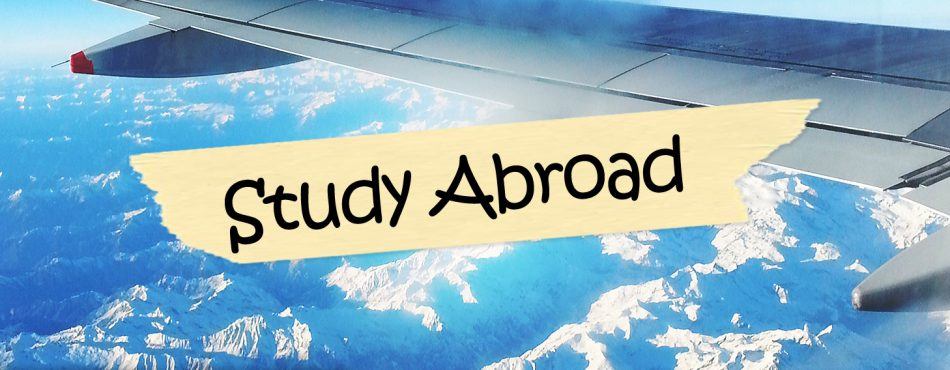 The things you have to be sure about before going abroad for studying photo