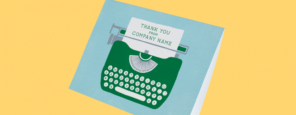 How to Write a Great Thank-You Note after the Interview photo