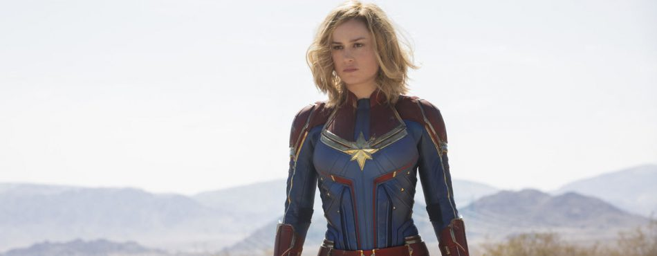 Captain Marvel as a Symbol of Female Power photo
