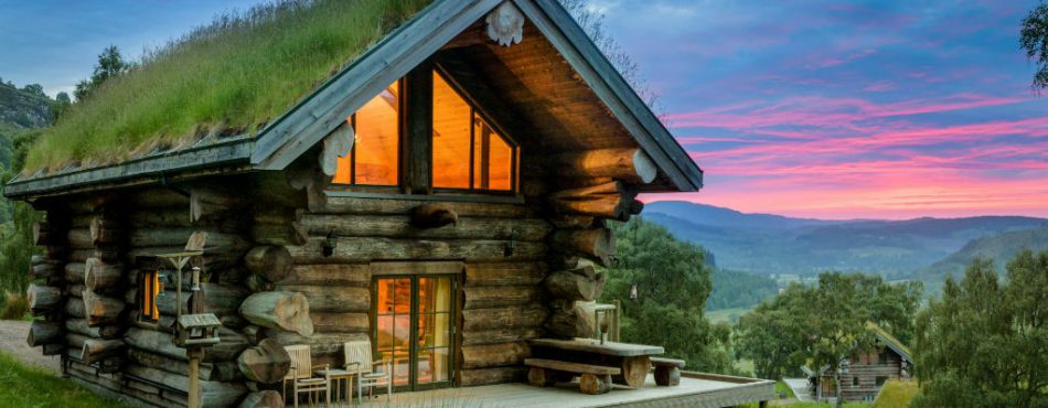 The Opening of the Lodge. Pay $200 for the Luxury Stay in Scotland photo
